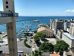Bahia de todos os Santos (thiagoalves_mcz) Tags: elevadorlacerda elevador salvador bahia brazil brasil cidade city citysalvador