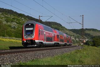 DB Regio Br 445.044