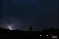 Lightning (psychosteve-2) Tags: church storm electrical lightning