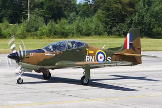 ZF378 Royal Air Force Short Tucano T1