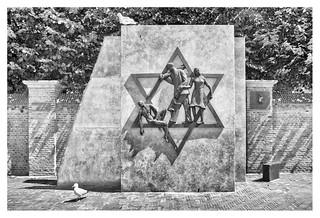 Jewish Monument The Hague