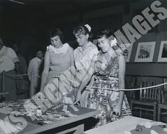 880- 5556 (Kamehameha Schools Archives) Tags: kamehameha archives ksg ksb ks oahu kapalama luryier pop diamond 1955 1956 hoolaulea library louise stone iwalani clapper castle high kaleinani espinda