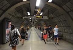 Jubilee beyond (afagen) Tags: london england uk unitedkingdom greatbritain londonunderground underground tube thetube subway transit waterloo subwaystation