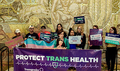 2018.07.17 #ProtectTransHealth Rally, Washington, DC USA 04761