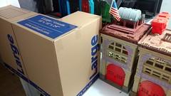 BTS Batcave 013 (MayorPaprika) Tags: 112 custom diorama toy story paprihaven action figure set lgv20 lgvs995 dc comics batman batcave
