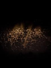 In the light (Stefan Kruse) Tags: crowd dark darkness light tone concert people humannature judaspriest heavymetal rocknroll rock royalarena