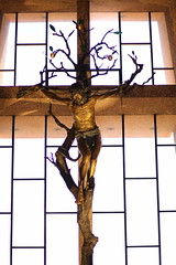 At the Cross (ryry602) Tags: cross sedona jesus holy god light backlight statue