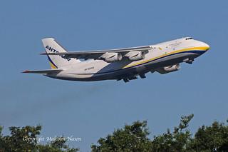 AN124 UR-82009 ANTONOV AIRLINES 1
