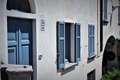 2 - 50 - 36 (ornella sartore) Tags: porta finestre colori numeri allaperto luce particolari