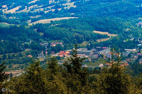 Widoki z Góry Borowej-9