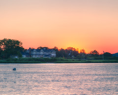 Anniversary View (aka Buddy) Tags: 2018 summer sunset shrewsbury river rumson seabrightnj og hdr