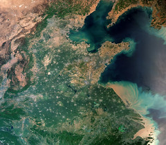 Shanghai, China (europeanspaceagency) Tags: esa europeanspaceagency space universe cosmos spacescience science spacetechnology tech technology earthfromspace observingtheearth earthobservation satelliteimage copernicus sentinel sentinel3a sentinel3 shanghai china shanghaibay beijing north korea northkoreak pyongyang wuxi 中华人民共和国 上海 上海市 北京市 조선 朝鮮 평양시 平壤市