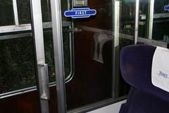 Mk2 BSO S9392 Int (58) (Transrail) Tags: mk2 coach carriage interior passenger train railway britishrail seat window carpet guardcompartment brakestandardopen bso
