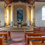 MOST HOLY TRINITY WITHOUT [INTERIOR - BALLYBRICKEN CHURCH IN WATERFORD CITY]-142378 thumbnail