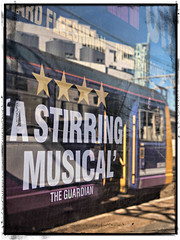 """""""Nodding Donkey"""" - The Musical!!! (david.hayes77) Tags: promotion humour northern class142 142041 pacer noddingdonkey 2018 manchester manchesteroxfordroad 2o74 poster musical greatermanchester"""