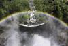 Arcoiris en Dique Los Molinos, Córdoba, Argentina (Andrea Natalia Fotografía) Tags: canont3 18135 canon córdobaargentina paisaje dique agua water