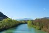 Kranj (Karsten Fatur) Tags: landscape river spring mountains kranj slovenija slovenia europe nature green blue travel travelphotography