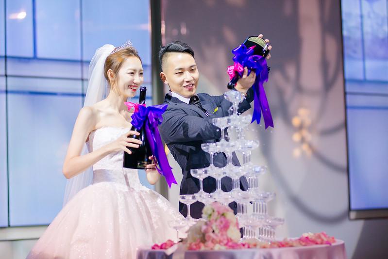 婚禮攝影 [拓白❤慶瑜] 訂結之囍@台中林酒店