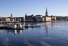 IMG_9908 (Lauro Meneghel) Tags: sweden svezia stockholm stoccolma winter inverno ice ghiaccio malaren lake frozen cityhall gamlastan 2017