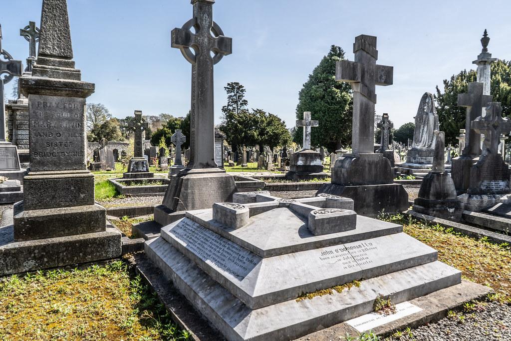 JOHN O'DONOVAN AN IRISH SCHOLAR [BURIED IN GLASNEVIN CEMETERY DECEMBER 13 1861]-138858