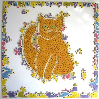 The Marmalade Cat (Gloria Vanderbilt)