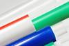 Straws (Mike Blackwell) Tags: macromondays plastic straws white macro