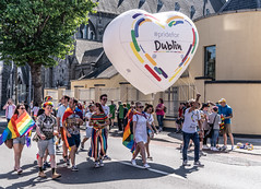 ABOUT SIXTY THOUSAND TOOK PART IN THE DUBLIN LGBTI+ PARADE TODAY[ SATURDAY 30 JUNE 2018] X-100249 (infomatique) Tags: gayrights gayparade dublin festival event streetsofireland 60 000 lgbtidublinprideparade williammurphy infomatique fotonique sony a7riii streetphotography ireland prideparade