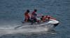 Aquatic Recreation (Scott 97006) Tags: woman ride water river sport fun recreation speed spray