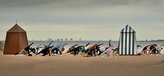 Hanko yoga (PentlandPirate of the North) Tags: hanko finland hango suomi regatta yoga casino beach hut yachts merijooga