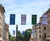 Regent Street (Waterford_Man) Tags: regentstreet london flags architecture