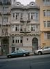 San Francisco (bior) Tags: sanfrancisco fujifilmga645zi mediumformat 120 6x45cm 645 portra160vc kodakportra expiredfilm street sidewalk tenderloin slope