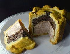 Pork Pie with Blackpudding and Apple Jelly (Tony Worrall) Tags: add tag ©2018tonyworrall images photos photograff things uk england food foodie grub eat eaten taste tasty cook cooked iatethis foodporn foodpictures picturesoffood dish dishes menu plate plated made ingrediants nice flavour foodophile x yummy make tasted meal nutritional freshtaste foodstuff cuisine nourishment nutriments provisions ration refreshment store sustenance fare foodstuffs meals snacks bites chow cookery diet eatable fodder pork pie blackpudding apple jelly porkpie meat