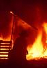 General Shermans Barn Burners (Dick Shaffer) Tags: civilwar fire burn burner arsonist yankee confederate barn war red flames fence soldier holocaust observer history silhouette dramatic drama