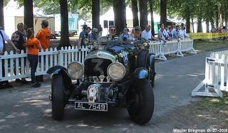 Bentley Speed Six 1932
