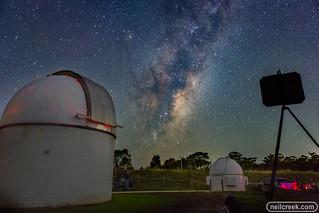 Milky Way at MBO