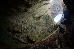 back into daylight (rovingmagpie) Tags: newmexico carlsbad carlsbadcavernsnationalpark carlsbadcaverns caverns caves sb2018 kani