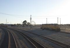 Pajaro, California (imartin92) Tags: pajaro watsonville junction california unionpacific coastline railway railroad freight train emd gp402 locomotive