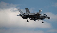 DSC_0677 (adamking69) Tags: raf royalairforce raf100 617 617sqn f35 lightningii dambusters hover vstol 5thgen stealth wheels undercarriage riat2018 flypast airshow nikon d850 nikkor 200500 lockheed