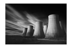 Ratcliffe on Soar 3 (alanbill99) Tags: ratcliffeonsoar infrared nottingham power station long exposure blur