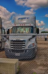 New Face of Freightliner (kendoman26) Tags: hdr nikhdrefexpro2 happytruckthursday hss nikon nikond7100 tokinaatx1228prodx tokina tokina1228 truck freightliner