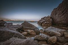 (dastine) Tags: beach greece kamari kos landscape rocks sea seascape summer