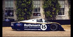 Porsche 962 C (1987) (Laurent DUCHENE) Tags: goodwoodfestivalofspeed motorsport car automobile automobiles auto 2018 porsche 962 c