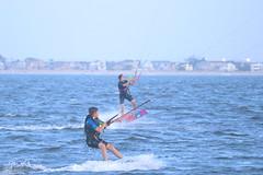 IMG_1636 (Brooklyn Cyclist) Tags: kitesurfing kitenoarding plumbeach brooklyn newyork kiteboarding