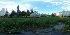 Fairmont Chateau Whistler (samayoukodomo) Tags: samsunggear360 360 gear360 360° photosphere equirectangular lifeis360 360camera whistler britishcolumbia bc