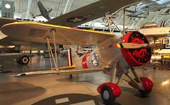 F9C Sparrowhawk (nielsamd) Tags: sparrowhawk ussmacon udvarhazy iad dulles smithsonian airship fighter dirigible f9c curtis airandspacemuseum