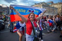 IMG_5257-15 (bbaffometi) Tags: street people glad celebration football sport moscow russia patriot fifa world cup