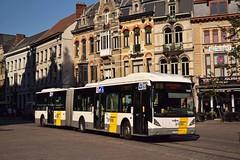 5328 Ghent 02/07/18 (MCW1987) Tags: de lijn belgium ghent gent van hool ag300 0279p 5328