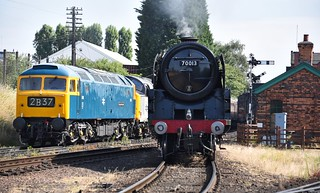 Great Central Railway Loughborough Leicestershire 4th July 2018