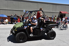 139th Annual 4th of July Parade (Adventurer Dustin Holmes) Tags: 2018 marshfieldmo marshfieldmissouri marshfield missouri event events parade parades outdoor outdoors ozarks july4th 4thofjuly independenceday 139th annual celebration webstercounty midwest volunteer utv clubcadet