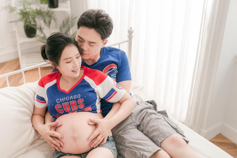 推薦 台南孕婦寫真 浪漫時尚孕媽咪 SY 032
